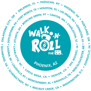 Event Home: Walk-N-Roll for SBAAZ 2020